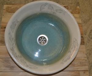lavabo-gres-poissons