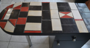 table-mosaique